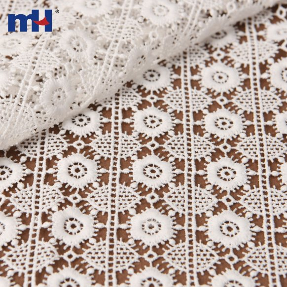 Chemical Lace Fabric S011409A-2