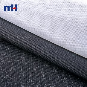 Warp Knitted Elastic Polyester Interlining(Dense Design)