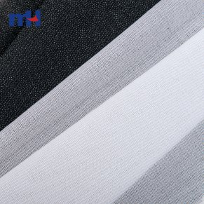 Warp Knitted Elastic Polyester Interlining(Sparse Design)