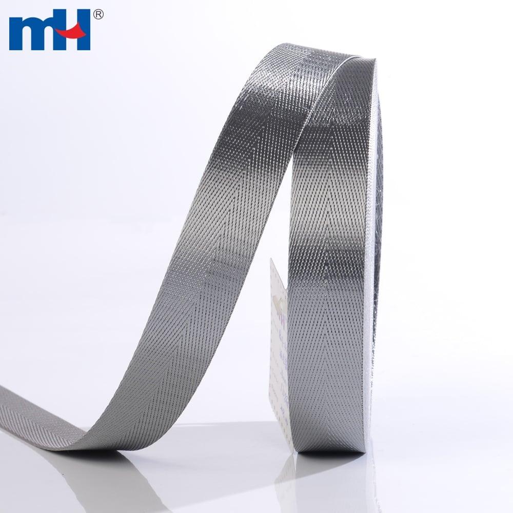 grey polyester webbing