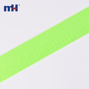 sangle en polyester fluo