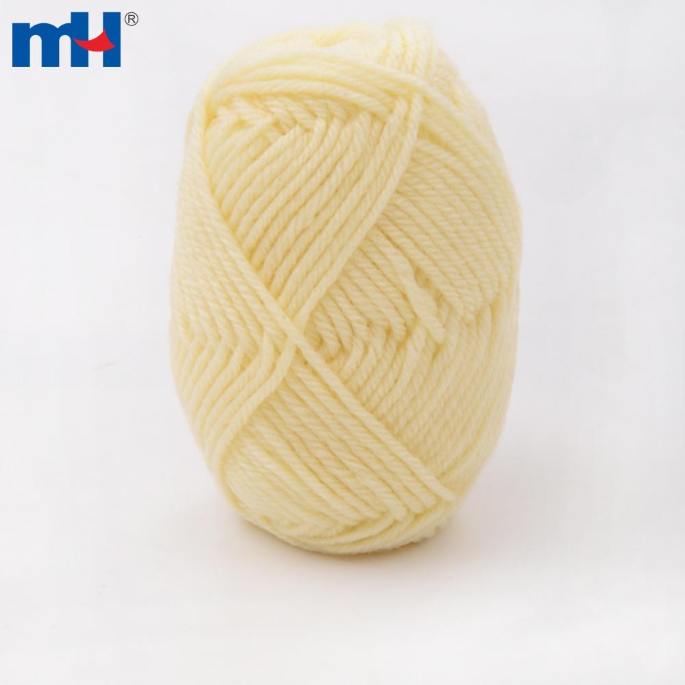 Acrylic Hand Knitting Yarn