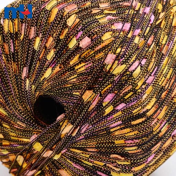 ladder ribbon yarn