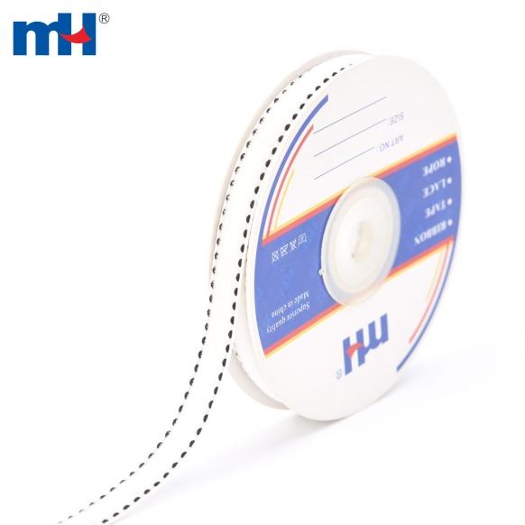 cinta de terciopelo blanco