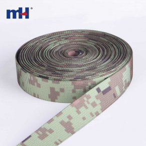 double sided multicam webbing