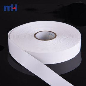 coated taffeta ribbon