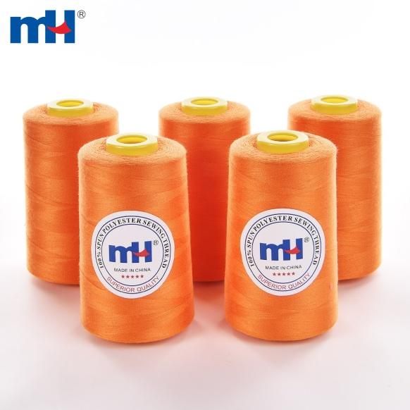 502-5000yds-spun polyester thread