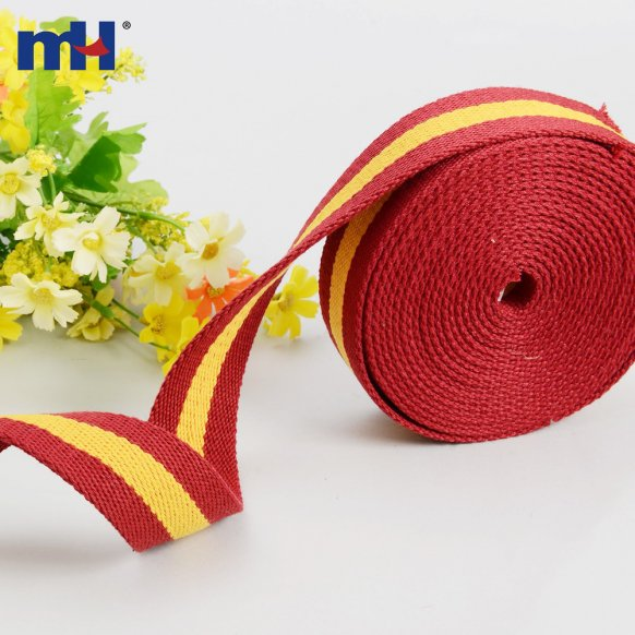 0094-3023 cotton canvas webbing tape
