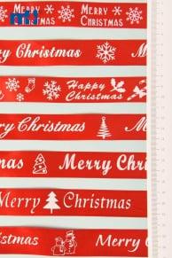 fita de feliz natal