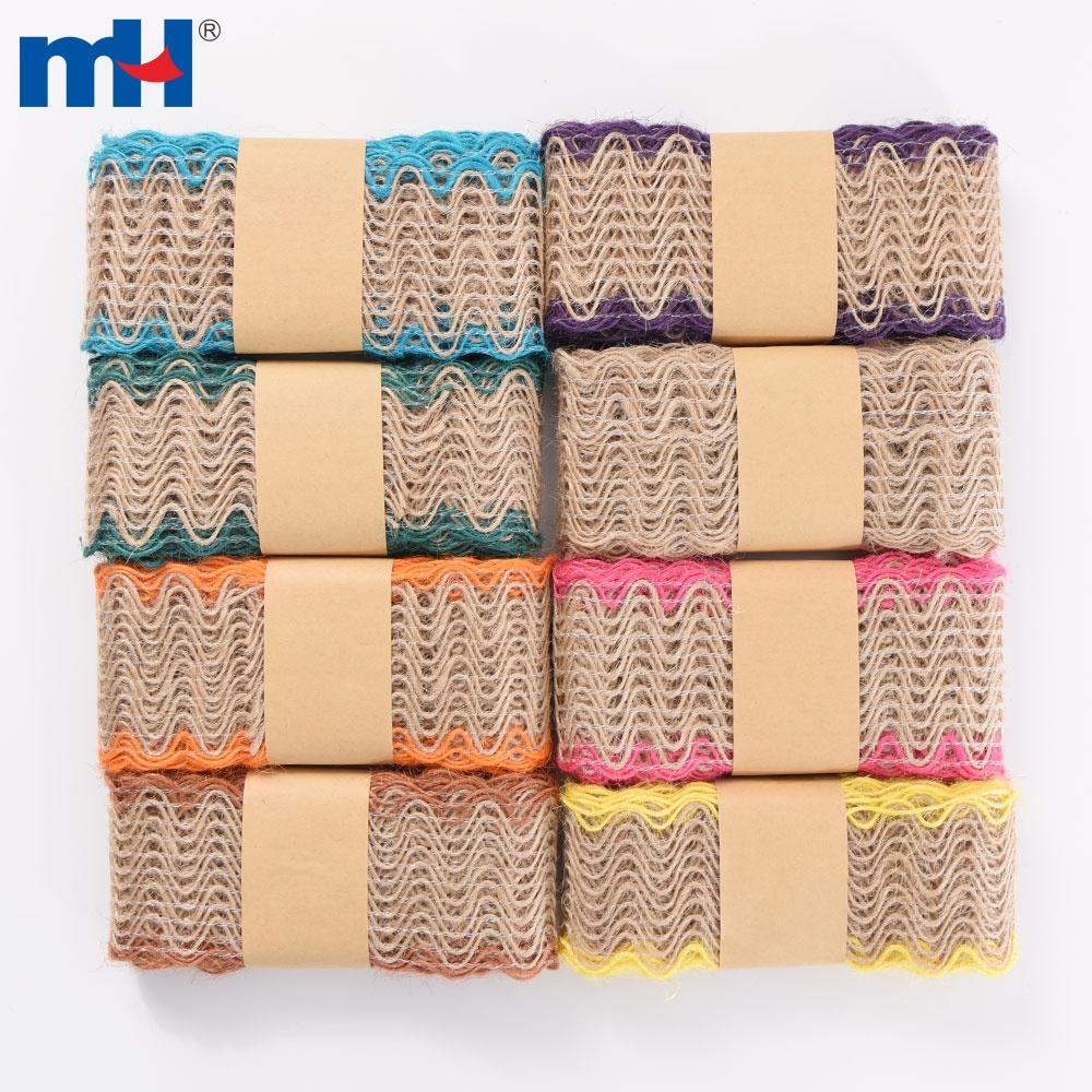 4cm fita de tecido de serapilheira