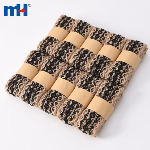 плетеная джутовая лента
