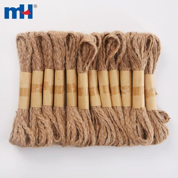 خيوط حبل الخيش