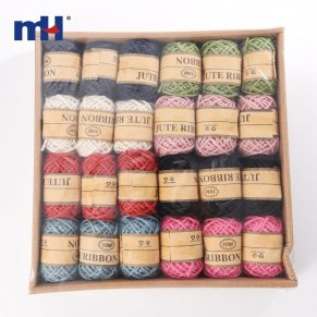 1.5mm jute ribbon