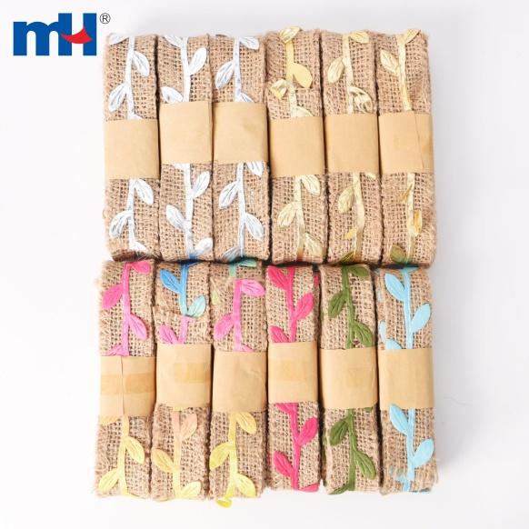 листовая джутовая лента
