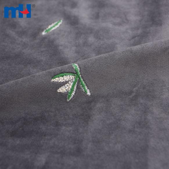Голландия бархатная ткань
