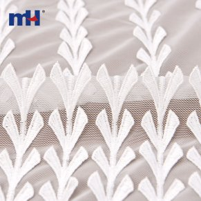 polyester mesh lace
