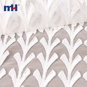 3D polyester lace