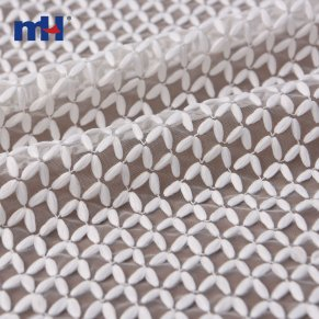 3d mesh lace fabric