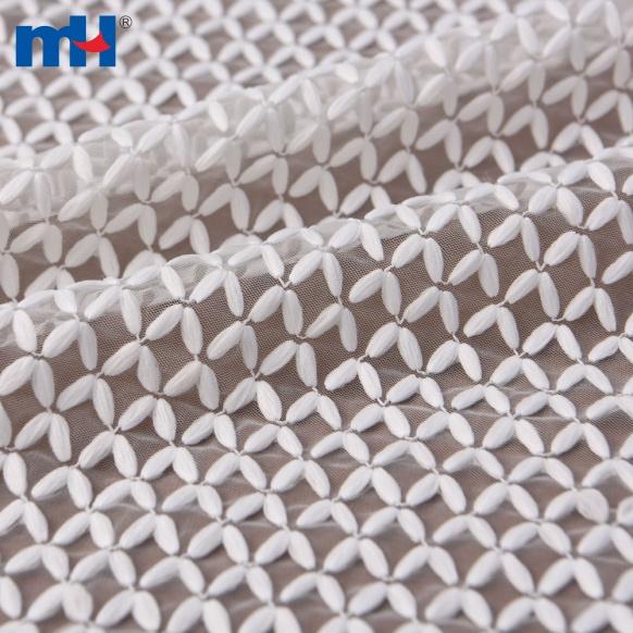 3d сетчатая кружевная ткань