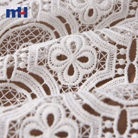 tissu en guipure