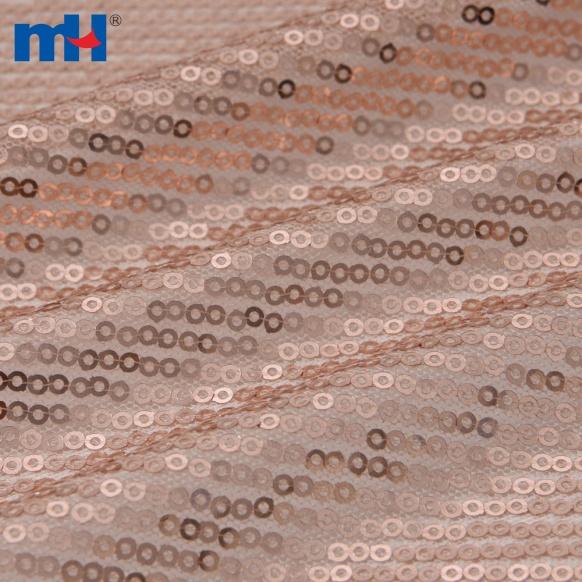 tessuto paillettes africa
