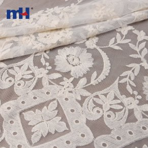 stock lace fabric