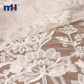 corded lace fabric