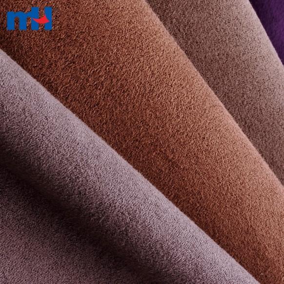 tecido de sofá de camurça