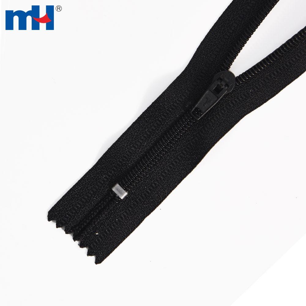 #4 pin lock zipper