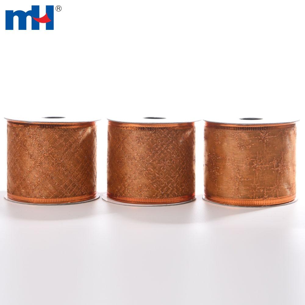 Cinta de cobre con cable