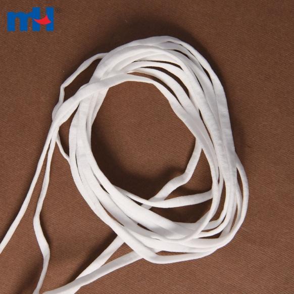 6210-0047 5mm flat elastic rope