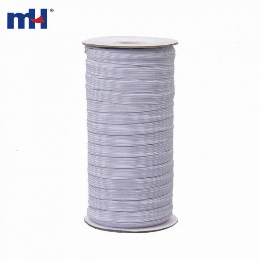 6121-0043-8mm flat elastic