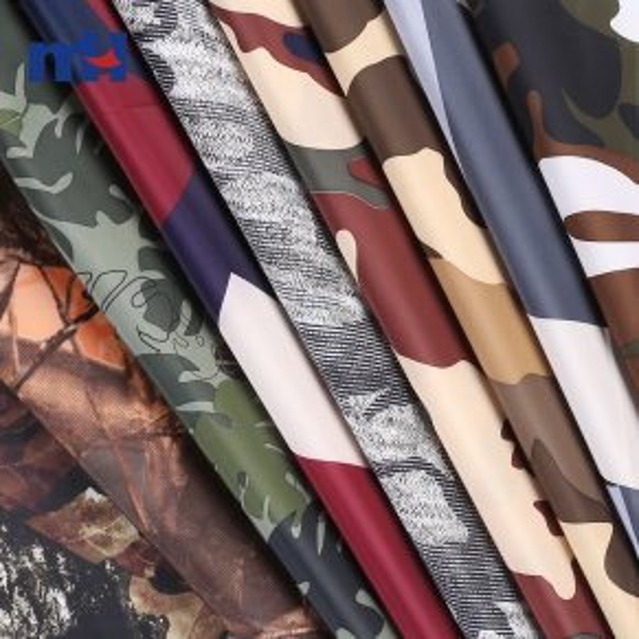 8109-0007 camouflage fake memory fabric