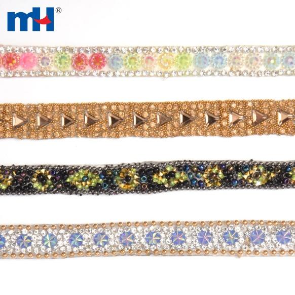 cinta adhesiva de diamantes de imitación (2)
