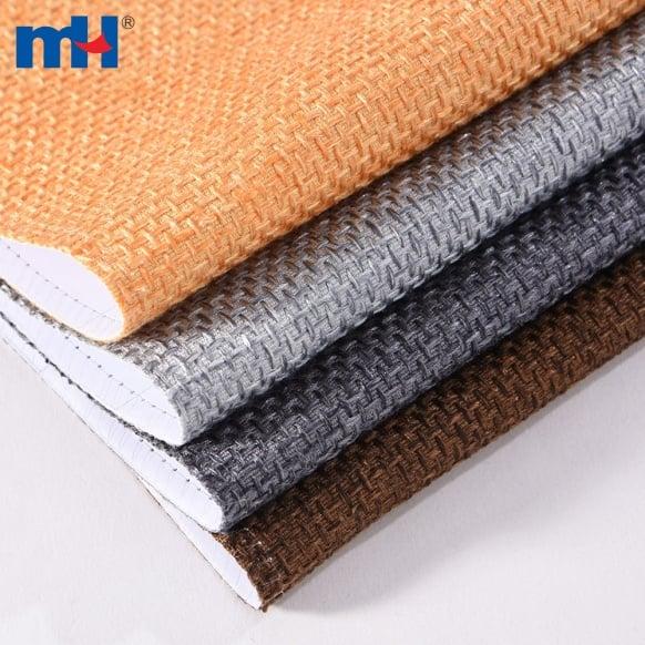 tela de tapicería de lino