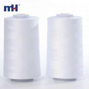 402 5000y anti-yellowing polyester thread, bleached white(1)