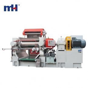 Automatic mixing mill