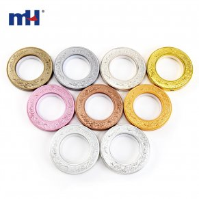 plastic curtain eyelet ring