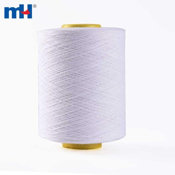 100 hilados de algodón reciclado