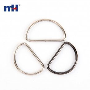 D-Shaped Bag Buckle Hooks-38X20X2-5MM-32X20X2-5MM-nickel