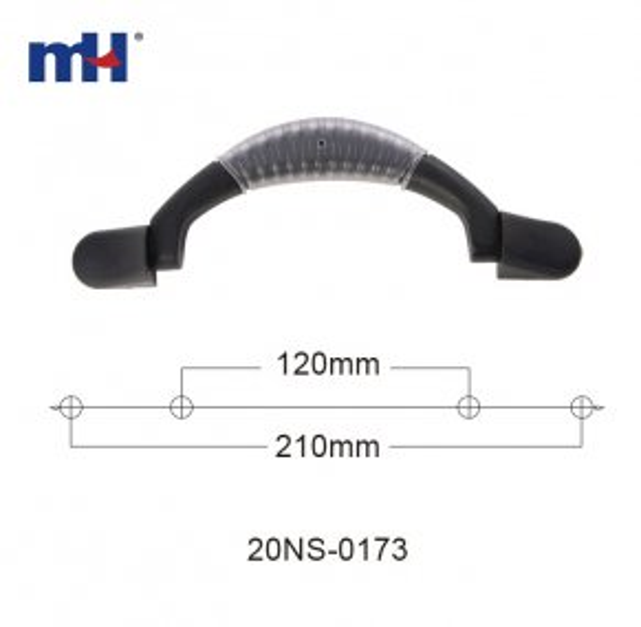 Ergonomic Design Luggage Replacement Handle-20NS-0173