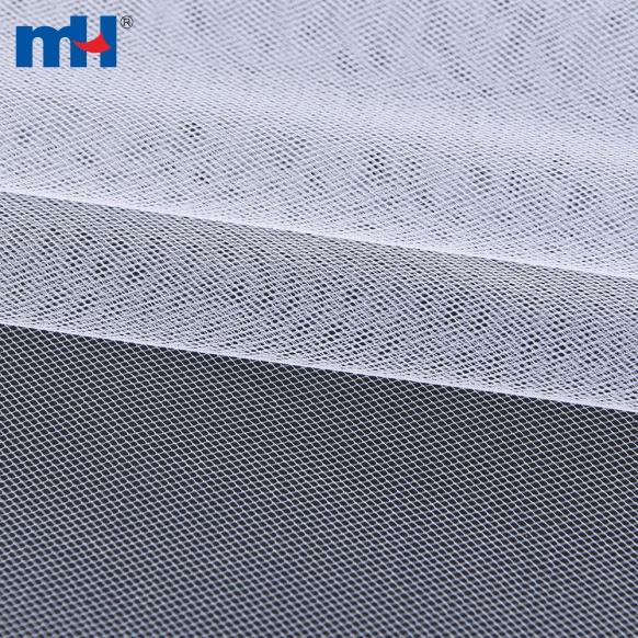 tela de tul de malla