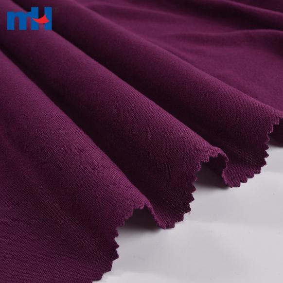 95% Polyester 5% Spandex Thô đơn Jersey