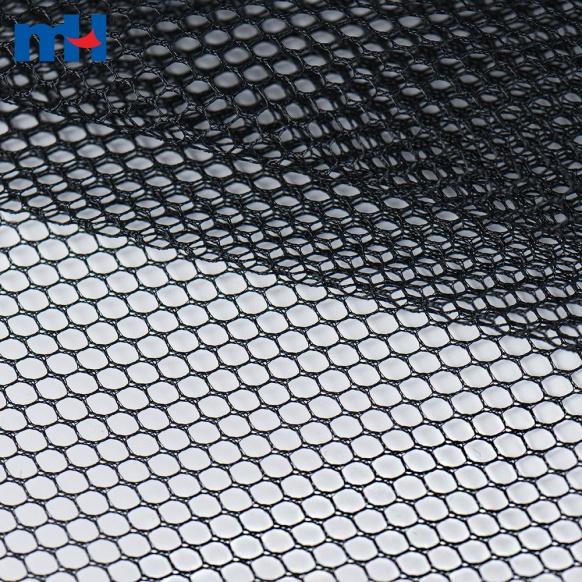 Tejido de malla hexagonal de poliéster-8209-0163