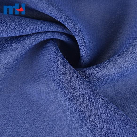 100% poliéster Orysa Chiffon Fabric-8104-0019
