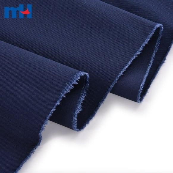 T / C 63/35 Twill Blue Workwear Tejido